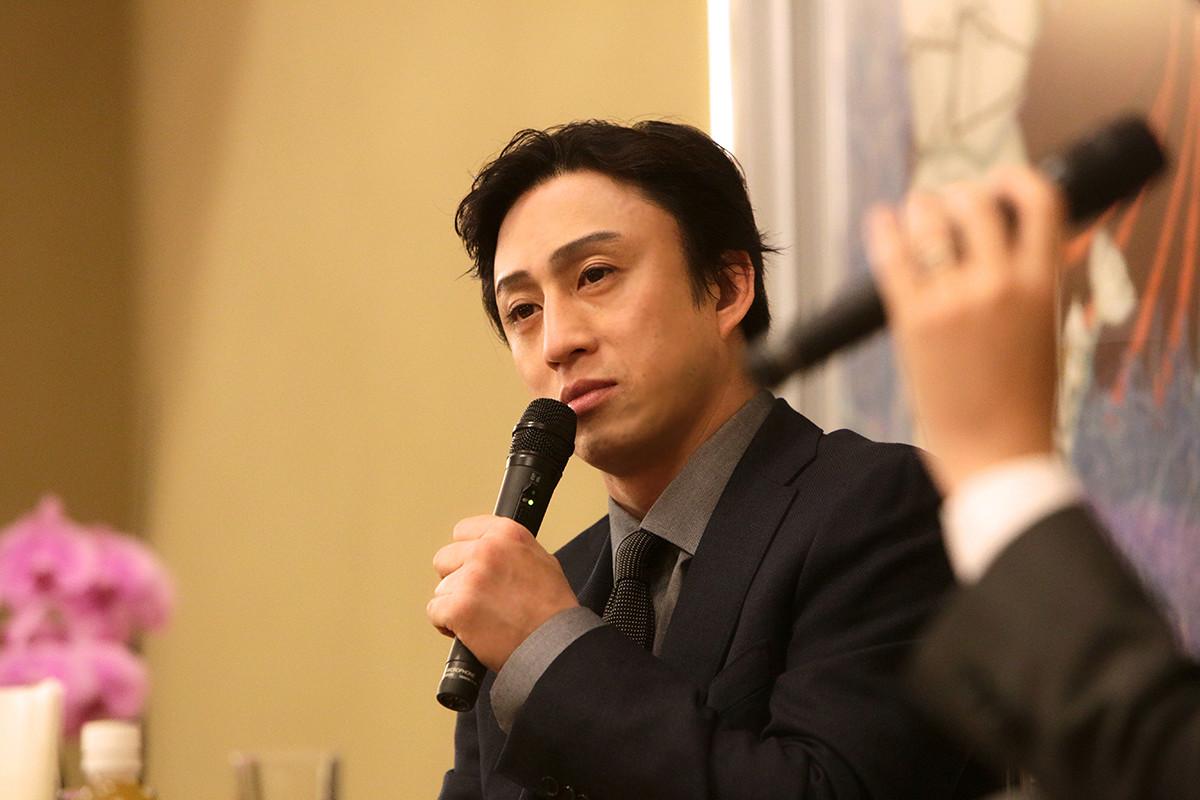 市川染五郎×中村義裕 国立劇場『東海道四谷怪談』トークイベント:ご参加ありがとうございました